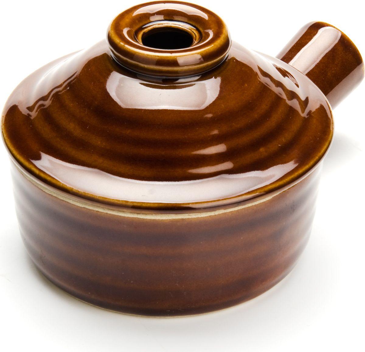 Кастрюля Mayer & Boch для микроволновки, 300 мл54 009312Благодаря инновационной системе пароотвода, которая дает возможность циркуляции пара во время готовки, а также, благодаря компактному размеру - блюдо готовится за считанные минуты. Поверхность кастрюли имеет антипригарное покрытие, поэтому нет необходимости добавлять в блюдо масло, пища будет готовиться в собственном соку.В такой кастрюле можно приготовить суп, омлет, вторые блюда, различные десерты.Подходит только для использования в микроволновой печи. Не подходит для использования на всех типах плит и в духовых шкафах.Объем: 300 мл.