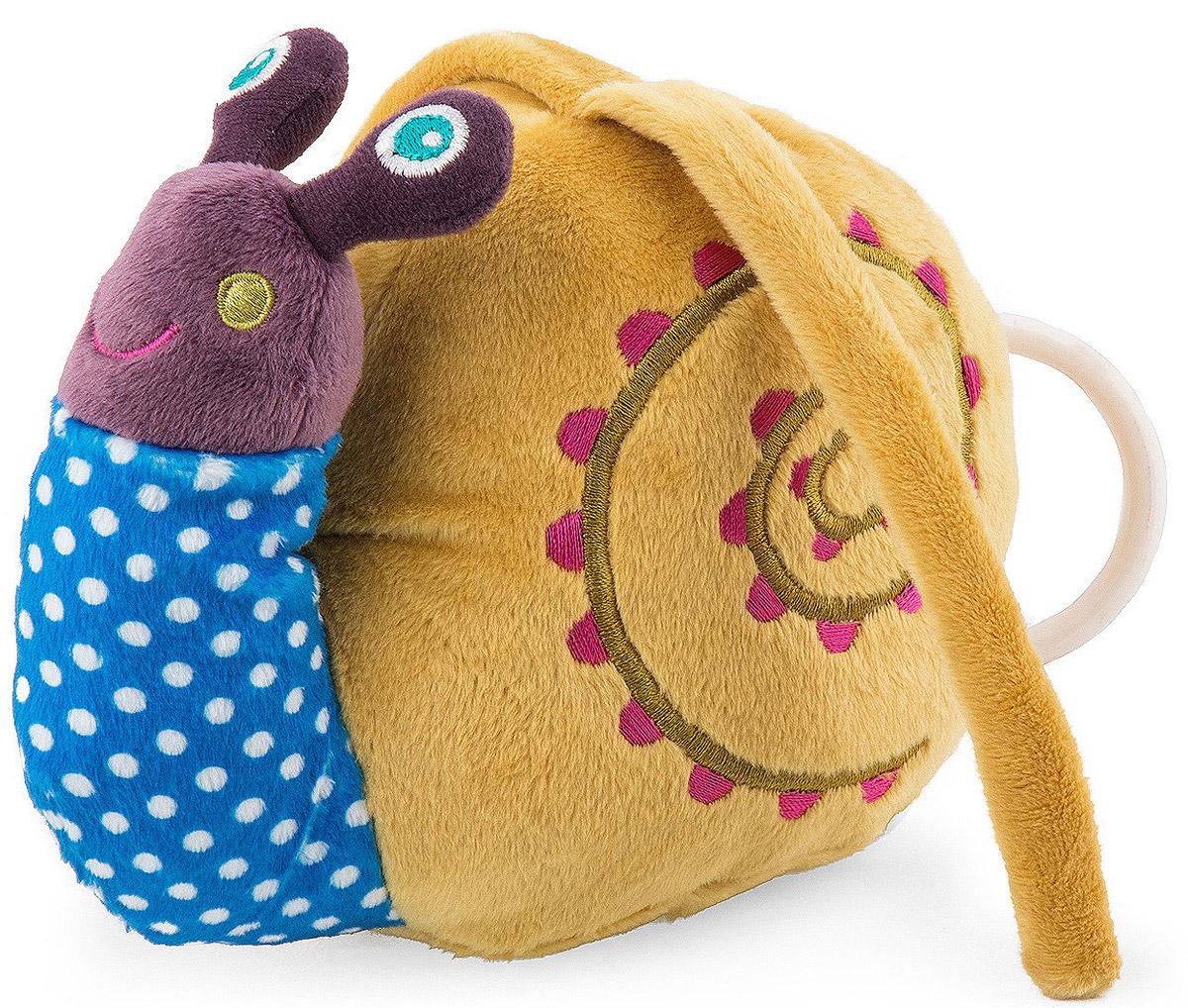 Oops Музыкальная игрушка-подвеска Улитка мягкие игрушки oops игрушка развивающая улитка