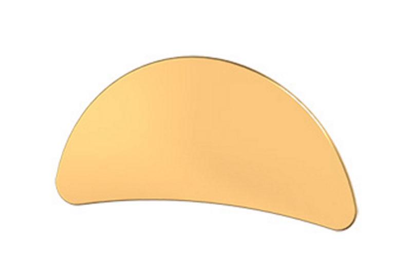 Декоративный элемент FBS Ellea, цвет: золото. ELL 084PH6522Аксессуары торговой марки FBS производятся на заводе ELLUX Gluck s.r.o., имеющем 20-летний опыт работы. Предприятие расположено в Злинском крае, исторически знаменитом своим промышленным потенциалом. Компоненты из всемирно известного богемского хрусталя выгодно дополняют серии аксессуаров. Широкий ассортимент, разнообразие форм, высочайшее качество исполнения и техническое?совершенство продукции отвечают самым высоким требованиям. Продукция FBS представлена на российском рынке уже более 10 лет и за это время успела завоевать заслуженную популярность у покупателей, отдающих предпочтение дорогой и качественной продукции.