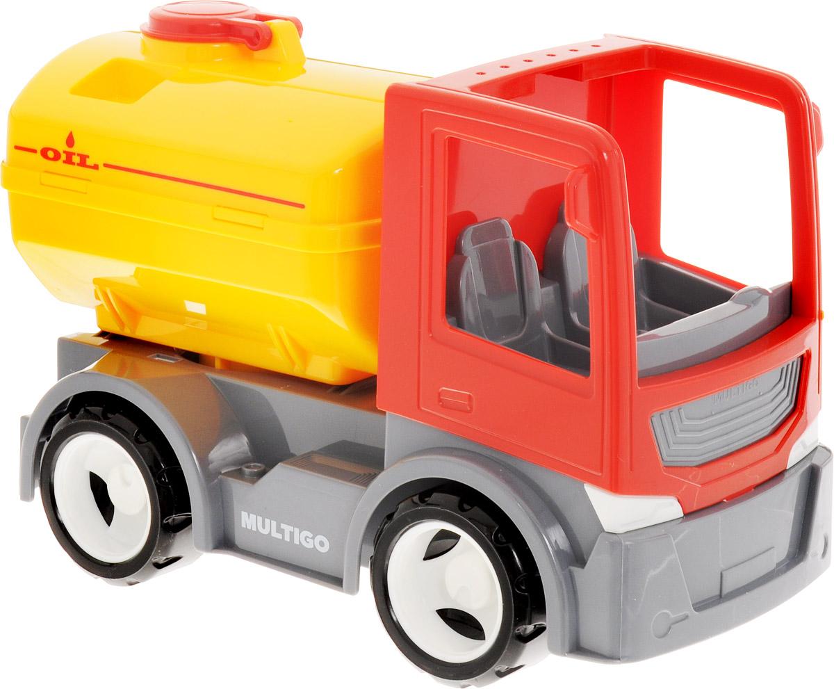 MultiGo Грузовик с цистерной и сменным кузовом - Транспорт, машинки