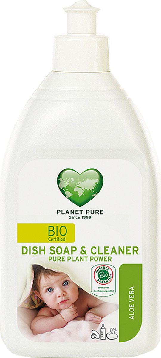 Planet Pure Средство для мытья детской посуды Алоэ вера 510 мл790009BIO Средство для мытья посуды Planet Pure АЛОЭ ВЕРА бережно готовят из чистых растительных сапонинов, которые имеют естественные моющие свойства, без какой-либо химической обработки. Они придают средству чисто природные мощные свойства по очищению и удалению жира, без использования опасных химических веществ, таким образом оберегая вашу кожу и окружающую среду. Особенности: На растительной основе; Для сверхчувствительной кожи; Без аллергенных отдушек; Проверено дерматологами.Товар сертифицирован.