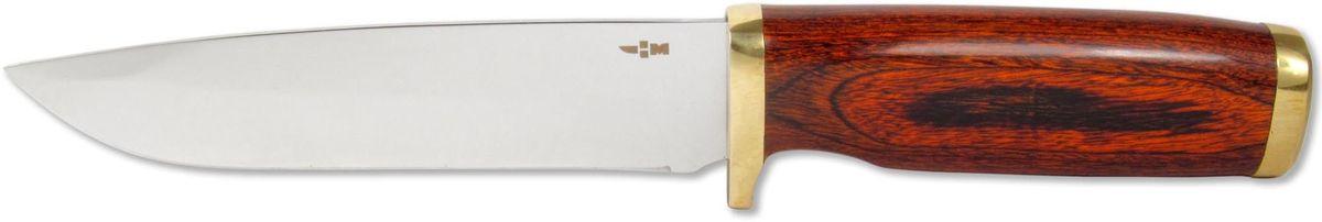 Нож туристический  Ножемир , нержавеющая сталь, с ножнами, общая длина 22,8 см. H-101 - Ножи и мультитулы