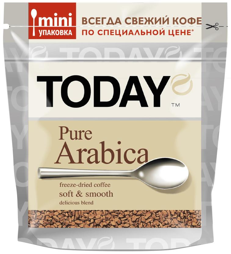 Today Аrabica кофе растворимый, 37,5 г