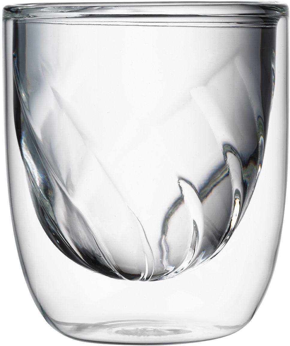 Набор стаканов QDO Elements Fire, 210 мл, 2 штVT-1520(SR)Набор Elements - это оригинальные стаканы с двойными стенками и оригинальным дизайном, изображающим главные элементы природы. Выполнен из боросиликатного стекла, устойчивого к перепадам температур. Каждый стакан состоит из двух форм: классическая внешняя позволит держать емкость с горячим содержимым в руке без риска обжечься, а модифицированная внутренняя придаст вашим напиткам необычный вид. Стаканы станут идеальным украшением барной стойки, вечеринки или просто домашней коллекции. Объем - 210 мл. Можно мыть в посудомоечной машине.