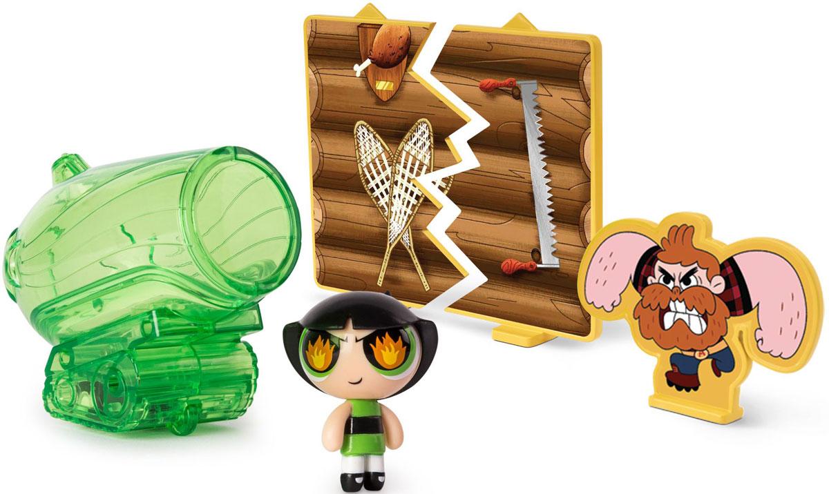 Powerpuff Girls Игровой набор Пестик в машинке