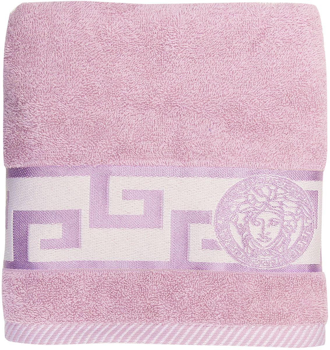 Полотенце банное Bonita Медея, цвет: лаванда, 50 x 90 см68/5/2Банное полотенце Bonita Медея выполнено из 100% хлопка. Изделие отлично впитывает влагу, быстро сохнет, сохраняет яркость цвета и не теряет форму даже после многократных стирок. Такое полотенце очень практично и неприхотливо в уходе. Оно создаст прекрасное настроение и украсит интерьер в ванной комнате.