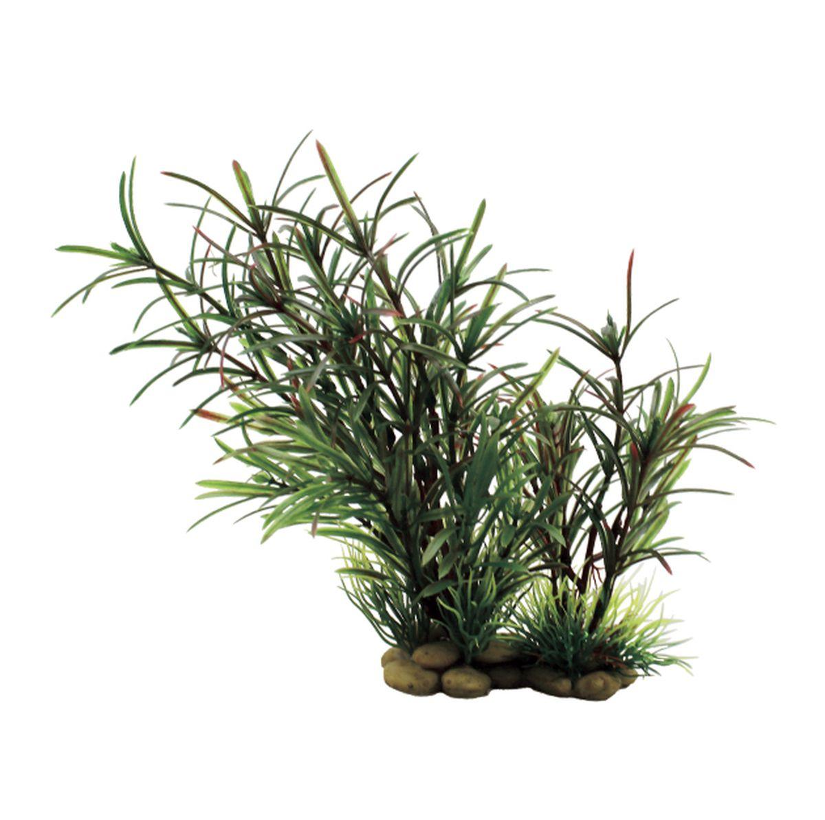 Растение для аквариума ArtUniq Наяда, высота 20 см декорация для аквариума artuniq пористый камень 20 5 x 10 5 x 18 8 см