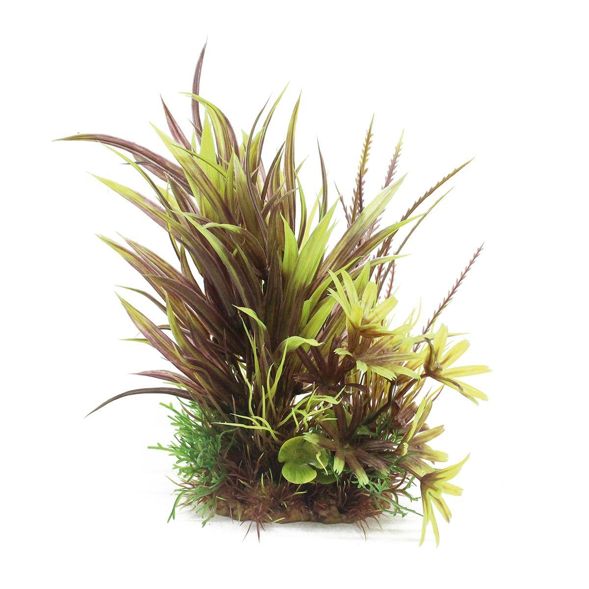 Растение для аквариума ArtUniq Гетерантера красная, высота 20 см0120710Композиция из искусственных растений ArtUniq превосходно украсит и оживит аквариум.Растения - это важная часть любой композиции, они помогут вдохнуть жизнь в ландшафт любого аквариума или террариума. А их сходствос природными порадует даже самых взыскательных ценителей.