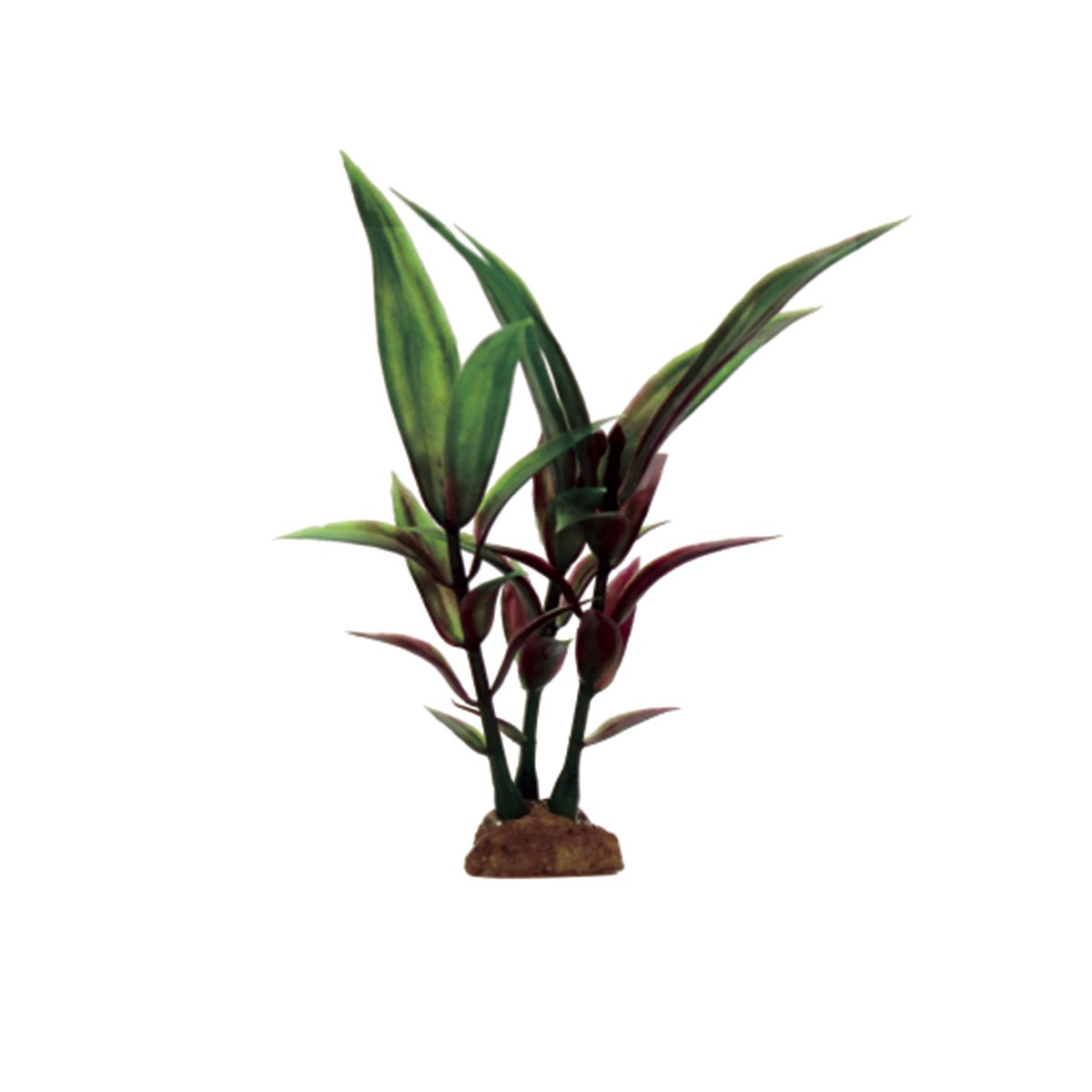 Растение для аквариума ArtUniq Гигрофила сиамская красная, высота 10 см, 6 шт0120710Композиция из искусственных растений ArtUniq превосходно украсит и оживит аквариум.Растения - это важная часть любой композиции, они помогут вдохнуть жизнь в ландшафт любого аквариума или террариума. А их сходствос природными порадует даже самых взыскательных ценителей.
