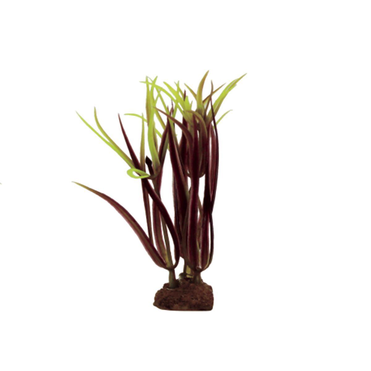 Растение для аквариума ArtUniq Лагаросифон мадагаскарский красный, высота 10 см, 6 шт0120710Композиция из искусственных растений ArtUniq превосходно украсит и оживит аквариум.Растения - это важная часть любой композиции, они помогут вдохнуть жизнь в ландшафт любого аквариума или террариума. Лучше всего это сделают яркие и сочные цвета искусственных растений серии ArtPlants. А их сходствос природными порадует даже самых взыскательных ценителей.