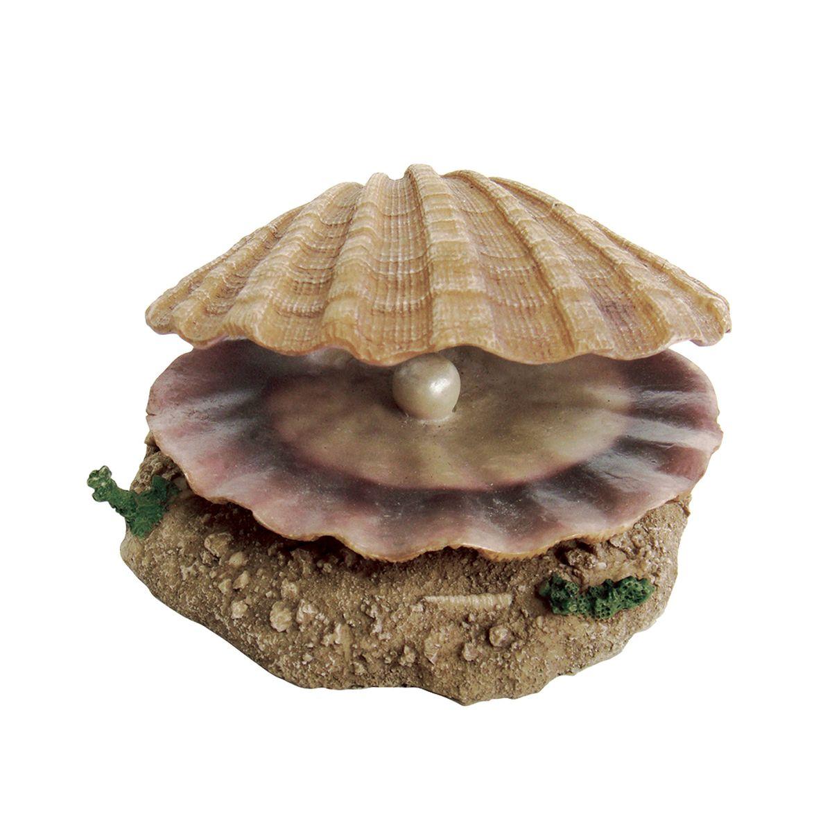 Декорация для аквариума ArtUniq Раковина с жемчужиной, с подвижным элементом, 14,5 x 13,3 x 6,5 смART-2230170Декорация ArtUniq – это яркая и важная часть любой композиции, она поможет вдохнуть жизнь в ландшафт любого аквариума или террариума. Декорация безопасна для обитателей аквариума, она не меняет параметры воды. Многие обитатели аквариума часто используют декорации как укрытия, в которых они живут и размножаются. Благодаря декорациям ArtUniq вы сможете создать прекрасный пейзаж на дне вашего аквариума или террариума.