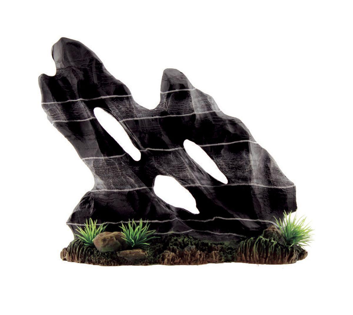 Декорация для аквариума ArtUniq Каменная скульптура, 23 x 8 x 19,5 см12171996Декорация ArtUniq – это яркая и важная часть любой композиции, она поможет вдохнуть жизнь в ландшафт любого аквариума или террариума. Декорация безопасна для обитателей аквариума, она не меняет параметры воды. Многие обитатели аквариума часто используют декорации как укрытия, в которых они живут и размножаются. Благодаря декорациям ArtUniq вы сможете создать прекрасный пейзаж на дне вашего аквариума или террариума.