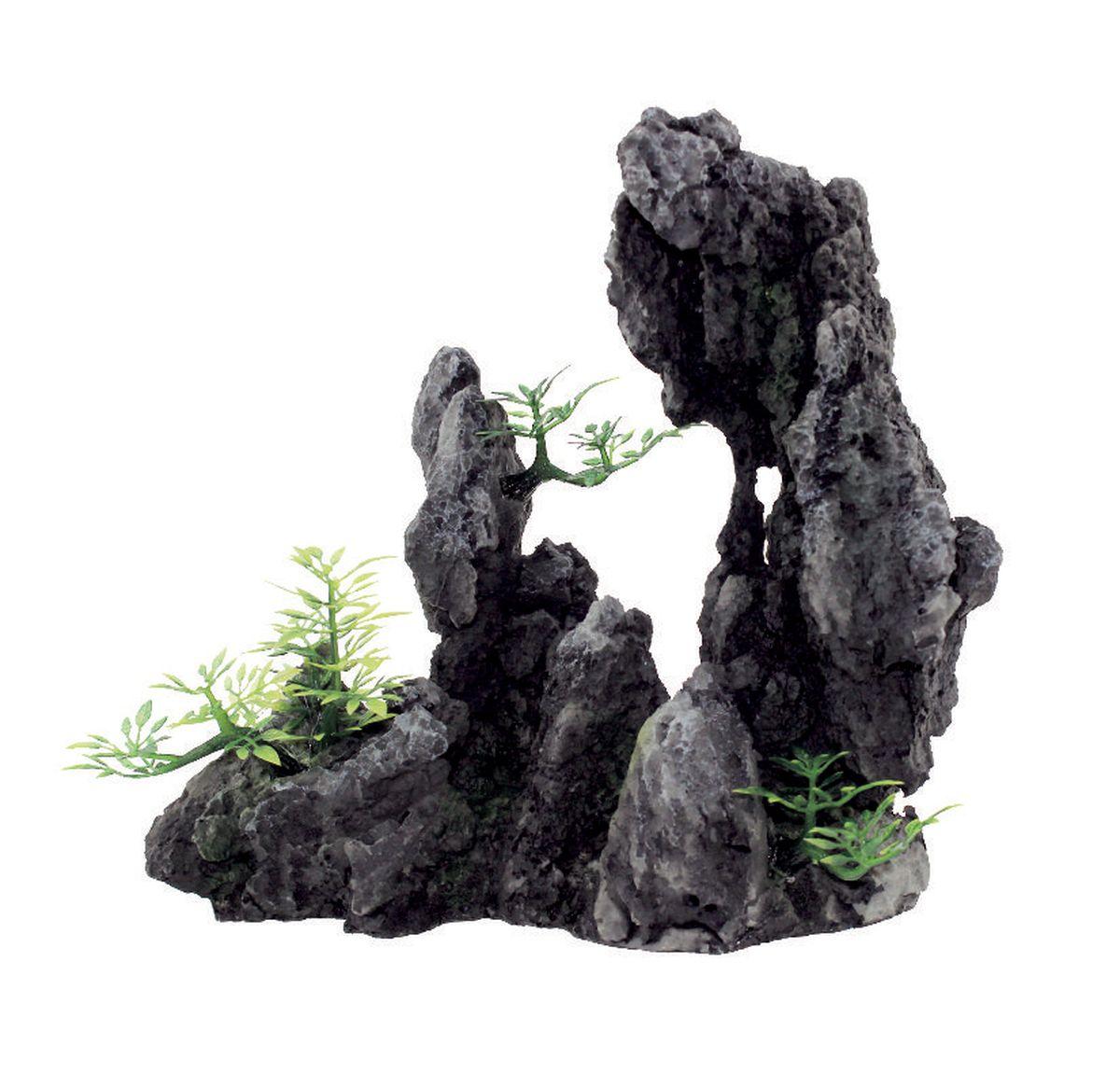 Декорация для аквариума ArtUniq Расщелина в скалах, 22,5 x 9,5 x 21,5 см0120710Декорация для аквариума ArtUniq Расщелина в скалах, 22,5 x 9,5 x 21,5 см