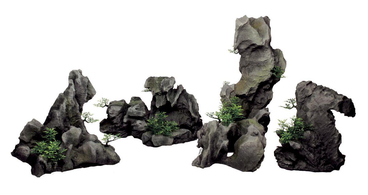 Декорация для аквариума ArtUniq Серые скалы, 30,1 x 22,5 x 27 см0120710Декорация ArtUniq – это яркая и важная часть любой композиции, она поможет вдохнуть жизнь в ландшафт любого аквариума или террариума. Декорация безопасна для обитателей аквариума, она не меняет параметры воды. Многие обитатели аквариума часто используют декорации как укрытия, в которых они живут и размножаются. Благодаря декорациям ArtUniq вы сможете создать прекрасный пейзаж на дне вашего аквариума или террариума.