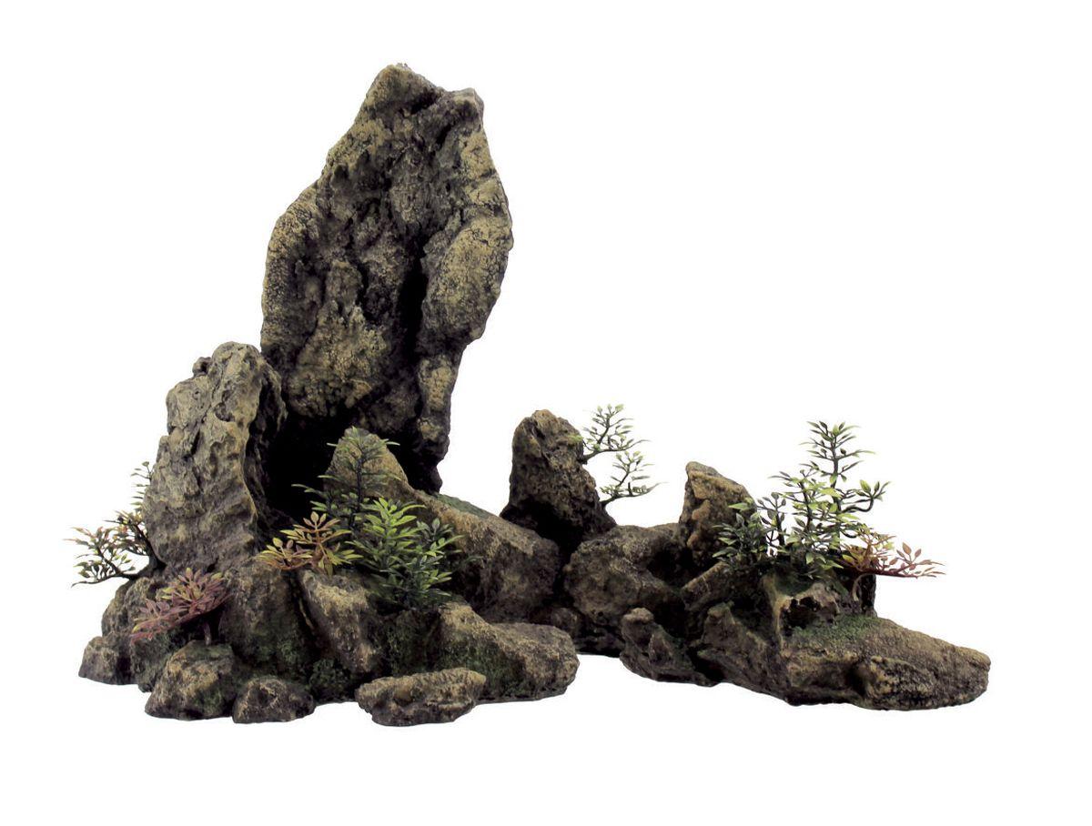 Декорация для аквариума ArtUniq Ранняя осень в горах, 49 x 27 x 35 см0120710Декорация для аквариума ArtUniq Ранняя осень в горах, 49 x 27 x 35 см