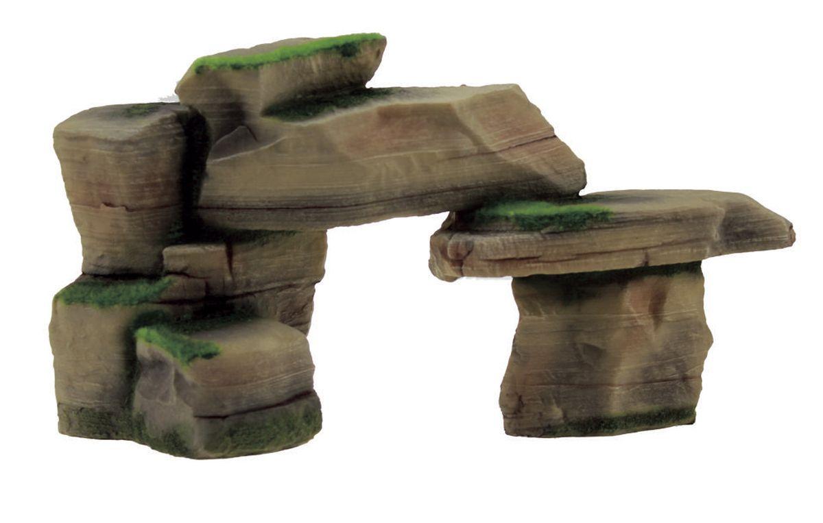 Декорация для аквариума ArtUniq Древняя арка, 34,5 x 10,5 x 18,5 см0120710Декорация для аквариума ArtUniq Древняя арка, 34,5 x 10,5 x 18,5 см