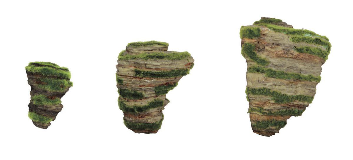 Набор декораций для аквариума ArtUniq Глыба со мхом на присоске, 16,5 x 13 x 24 см12171996Декорация ArtUniq - это яркая и важная часть любой композиции, она поможет вдохнуть жизнь в ландшафт любого аквариума или террариума. Декорация безопасна для обитателей аквариума, она не меняет параметры воды. Многие обитатели аквариума часто используют декорации как укрытия, в которых они живут и размножаются. Благодаря декорациям ArtUniq вы можете создать прекрасный пейзаж на дне вашего аквариума или террариума.