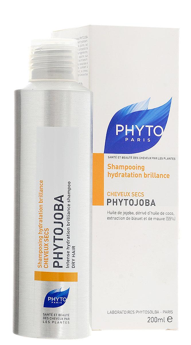 Phytosolba Шампунь Phytojoba 200 млMP59.4DPhytosolba Phytojoba - это шампунь с мягкой и насыщенной текстурой перламутрового молочка, обеспечивающий интенсивное увлажнение, укрепляющий природные защитные силы волос и защищающий их от повреждения. Он позволяет быстро восстановить необходимый уровень увлажнения, блеск и мягкость волос. Имеет приятный аромат.