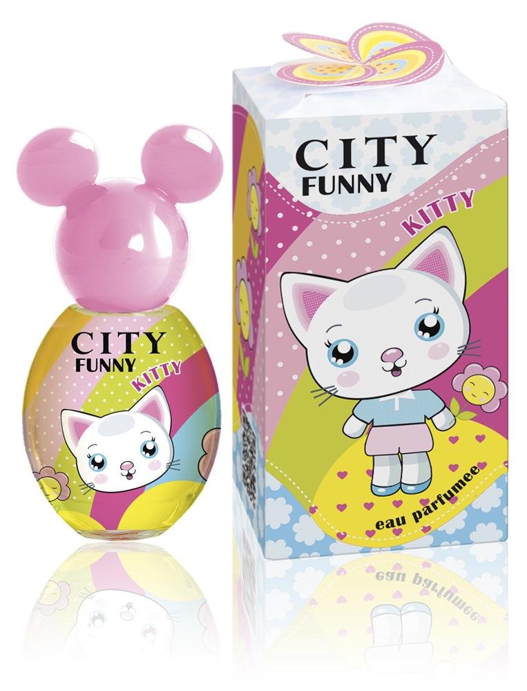City Parfum City Funny Kitty , душистая вода 30 мл
