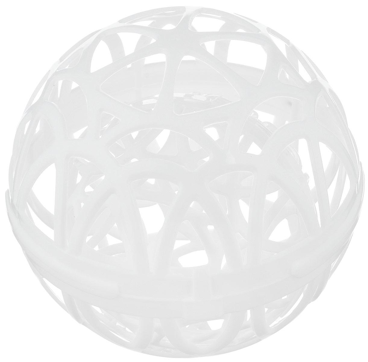 Сфера для стирки белья Idea, 2 штSVC-300Сфера Idea - это современный способ стирки белья в стиральной машине, который позволяет избавить его от загрязнений без повреждения ткани вещей. Стирка в такой сфере сохранит форму белья, не допуская спутывания, перекручивания и сдавливания. Идеален для стирки деликатных вещей, в том числе бюстгальтеров. В комплект водят 2 сферы - малая и большая.Диаметр большой сферы: 16 см.Диаметр малой сферы: 12 см.