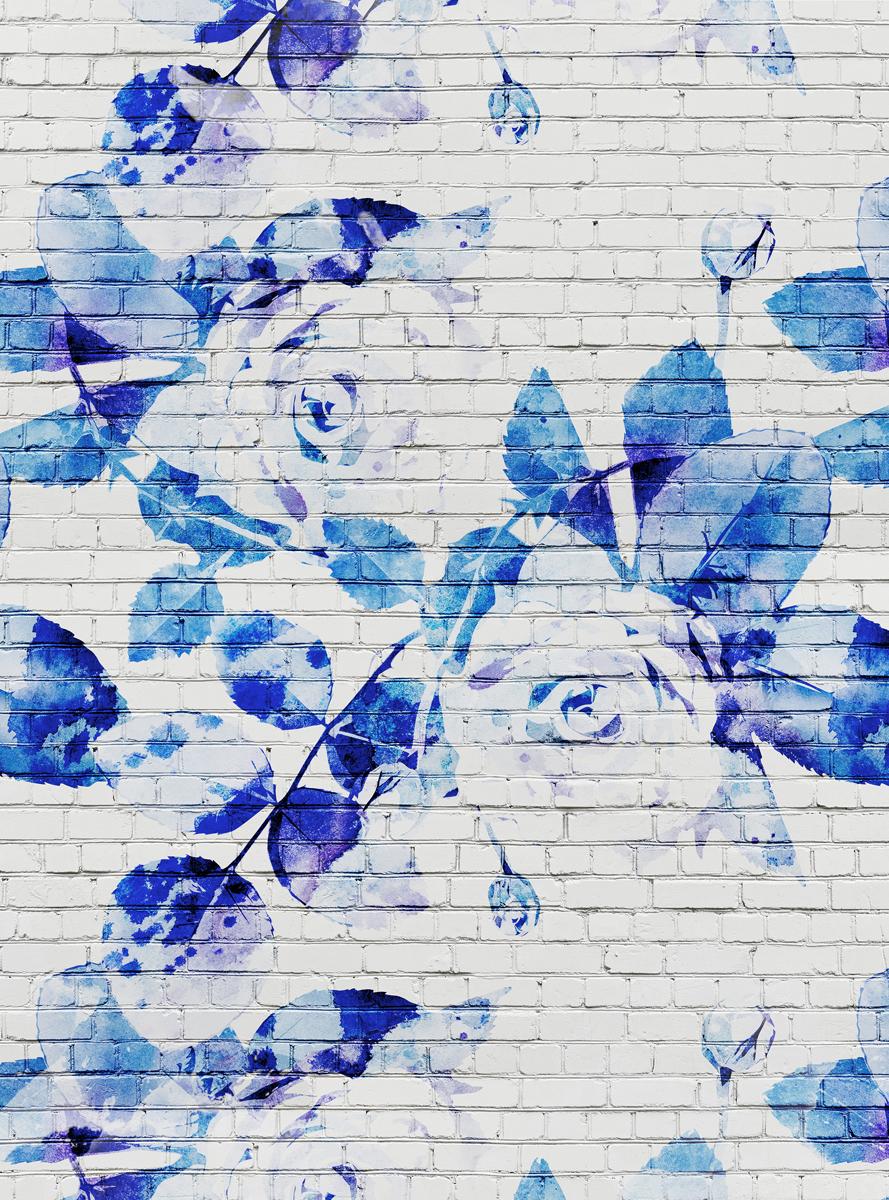 Фотообои Barton Wallpapers Цветы, 200 x 270 см. F21902ES-412Фотообои Barton Wallpapers позволят создать неповторимый облик помещения, в котором они размещены. Фотообои наносятся на стены тем же способом, что и обычные обои. Рельефная структура основы делает фотообои необычными, неповторимыми, глубокими и манящими.Фотообои снова вошли в нашу жизнь, став модным направлением декорирования интерьера. Выбрав правильную фактуру и сюжет изображения можно добиться невероятного эффекта живого присутствия.