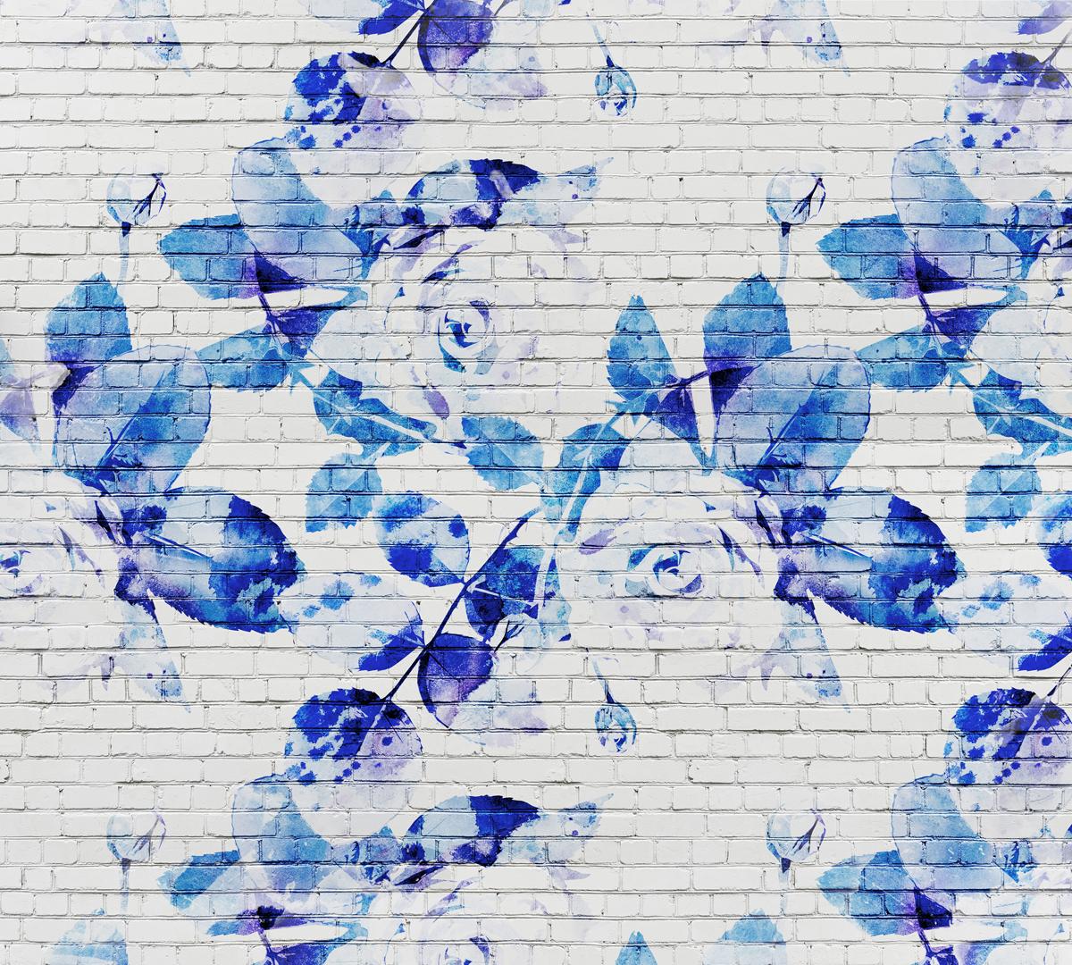 Фотообои Barton Wallpapers Цветы, 300 x 270 см. F2190312723Фотообои Barton Wallpapers позволят создать неповторимый облик помещения, в котором они размещены. Фотообои наносятся на стены тем же способом, что и обычные обои. Рельефная структура основы делает фотообои необычными, неповторимыми, глубокими и манящими.Фотообои снова вошли в нашу жизнь, став модным направлением декорирования интерьера. Выбрав правильную фактуру и сюжет изображения можно добиться невероятного эффекта живого присутствия.