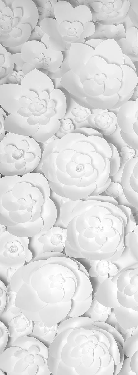 Фотообои Barton Wallpapers Цветы, 100 x 270 см. F2580194672Фотообои Barton Wallpapers позволят создать неповторимый облик помещения, в котором они размещены. Фотообои наносятся на стены тем же способом, что и обычные обои. Рельефная структура основы делает фотообои необычными, неповторимыми, глубокими и манящими.Фотообои снова вошли в нашу жизнь, став модным направлением декорирования интерьера. Выбрав правильную фактуру и сюжет изображения можно добиться невероятного эффекта живого присутствия.