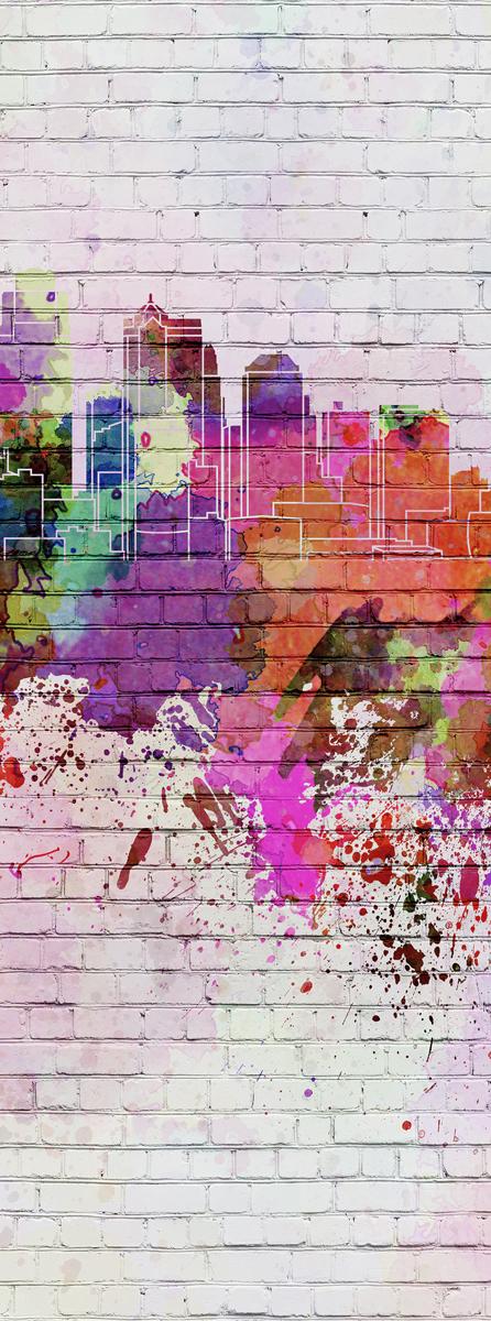 Фотообои Barton Wallpapers Города, 100 x 270 см. U1040112723Фотообои Barton Wallpapers позволят создать неповторимый облик помещения, в котором они размещены. Фотообои наносятся на стены тем же способом, что и обычные обои. Рельефная структура основы делает фотообои необычными, неповторимыми, глубокими и манящими.Фотообои снова вошли в нашу жизнь, став модным направлением декорирования интерьера. Выбрав правильную фактуру и сюжет изображения можно добиться невероятного эффекта живого присутствия.