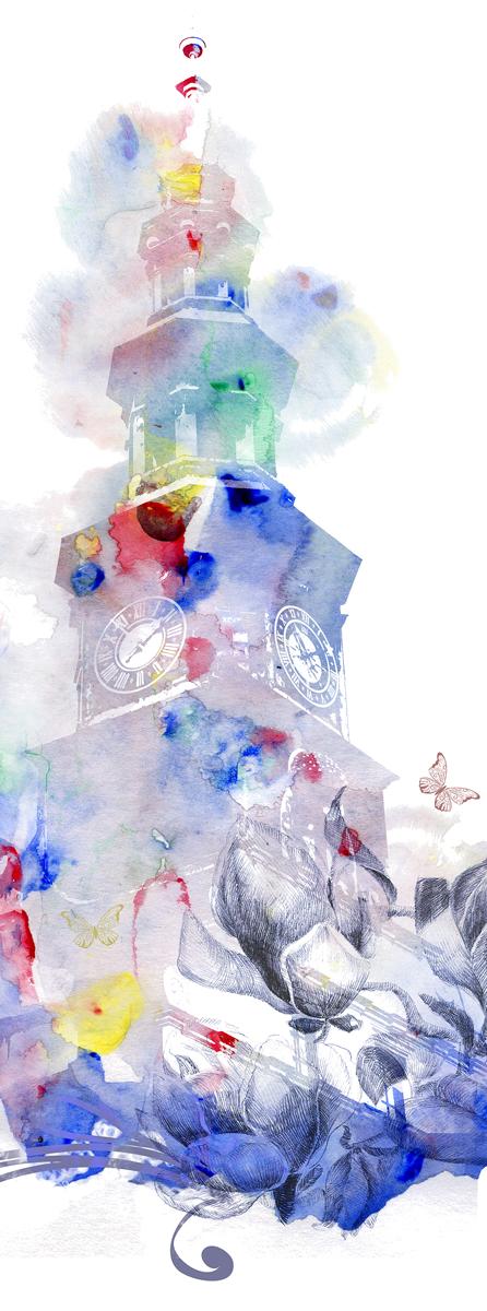 Фотообои Barton Wallpapers Города, 100 x 270 см. U15101a030041Фотообои Barton Wallpapers позволят создать неповторимый облик помещения, в котором они размещены. Фотообои наносятся на стены тем же способом, что и обычные обои. Рельефная структура основы делает фотообои необычными, неповторимыми, глубокими и манящими.Фотообои снова вошли в нашу жизнь, став модным направлением декорирования интерьера. Выбрав правильную фактуру и сюжет изображения можно добиться невероятного эффекта живого присутствия.