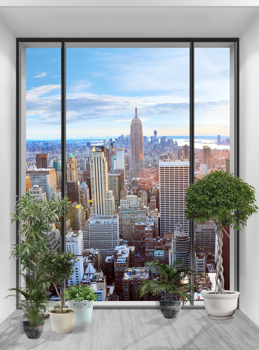 Фотообои Barton Wallpapers Города, 200 x 270 см. U2580212723Фотообои Barton Wallpapers позволят создать неповторимый облик помещения, в котором они размещены. Фотообои наносятся на стены тем же способом, что и обычные обои. Рельефная структура основы делает фотообои необычными, неповторимыми, глубокими и манящими.Фотообои снова вошли в нашу жизнь, став модным направлением декорирования интерьера. Выбрав правильную фактуру и сюжет изображения можно добиться невероятного эффекта живого присутствия.