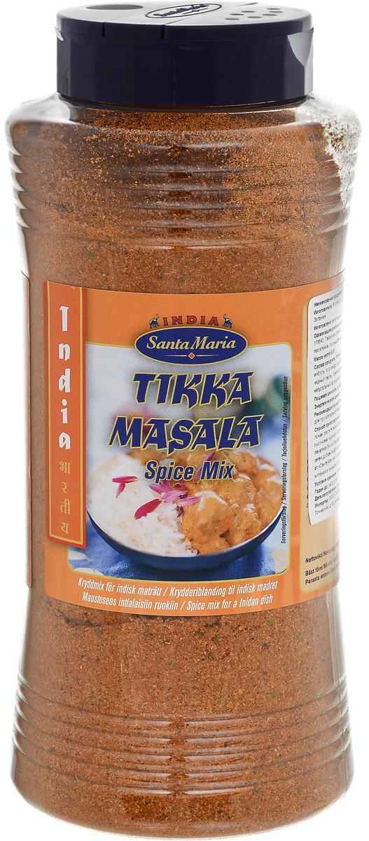 Santa Maria Приправа Тикка Масала, 625 г0120710Приправа Santa Maria Тикка Масала - традиционная индийская смесь специй для приготовления блюд из курицы, мяса, рыбы и овощей.Уважаемые клиенты! Обращаем ваше внимание, что полный перечень состава продукта представлен на дополнительном изображении.