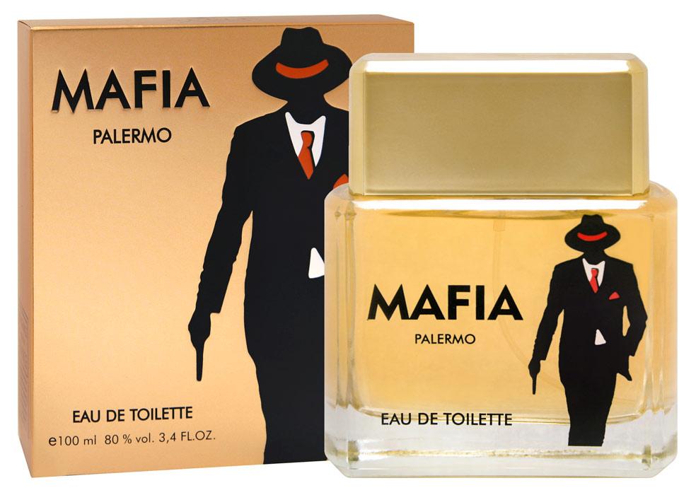 Apple Parfums Туалетная вода Mafia Palermo мужская 100мл41931Apple ParfumsMafia Palermo - теплый, изысканный, сладковатый аромат, подходит для харизматичных мужчин, которые точно знают, чего хотят достичь в жизни и умеют подчеркнуть свою индивидуальность. Знакомство с ароматом начнется с яркого сочетания мандарина, кардамона и шафрана. Ноты сердца порадуют гармоничным созвучием розы, корицы и нероли. В базовом аккорде раскроется чувственный, благородный, в меру терпкий букет из сандала, кожи и пачули. Композиция аромата разработана во Франции.