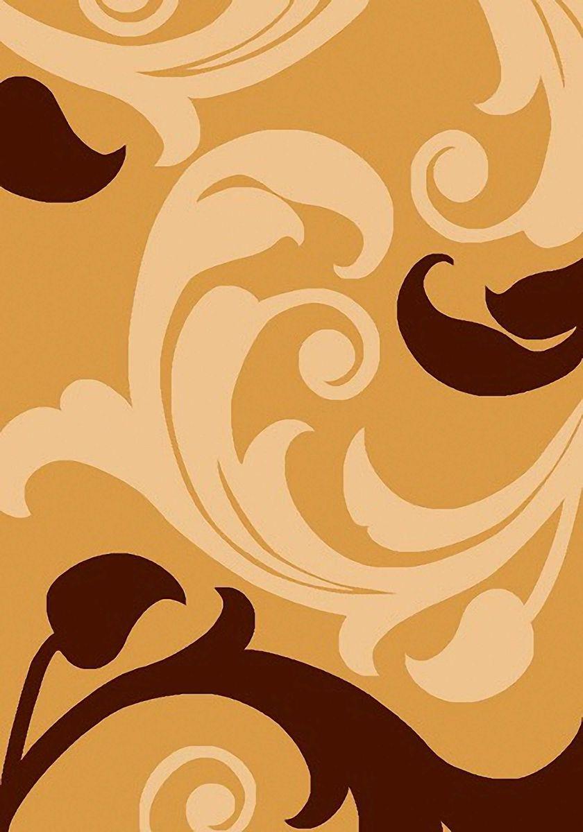 Ковер Mutas Carpet Супер Панда, цвет: светло-коричневый, 80 х 150 см. 203420130212173549CLP446Ковер Mutas Carpet Супер Панда, изготовленный из высококачественного материала, прекрасно подойдет для любого интерьера. За счет прочного ворса ковер легко чистить. При надлежащем уходе синтетический ковер прослужит долго, не утратив ни яркости узора, ни блеска ворса, ни упругости. Самый простой способ избавить изделие от грязи - пропылесосить его с обеих сторон (лицевой и изнаночной). Влажная уборка с применением шампуней и моющих средств не противопоказана. Хранить рекомендуется в свернутом рулоном виде.