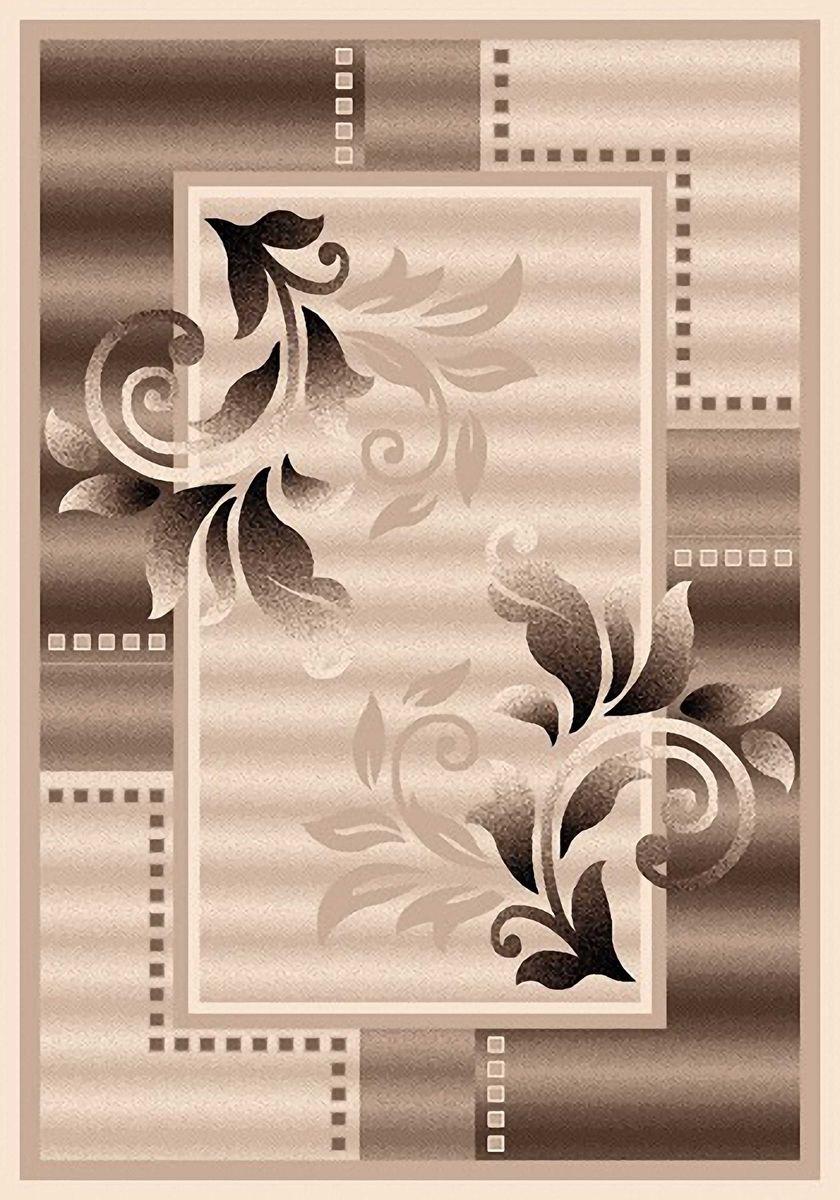 Ковер Mutas Carpet Мега, цвет: бежевый, 60 х 110 см. 203420130212179139ES-412Ковер Mutas Carpet, изготовленный из высококачественного материала, прекрасно подойдет для любого интерьера. За счет прочного ворса ковер легко чистить. При надлежащем уходе синтетический ковер прослужит долго, не утратив ни яркости узора, ни блеска ворса, ни упругости. Самый простой способ избавить изделие от грязи - пропылесосить его с обеих сторон (лицевой и изнаночной). Влажная уборка с применением шампуней и моющих средств не противопоказана. Хранить рекомендуется в свернутом рулоном виде.
