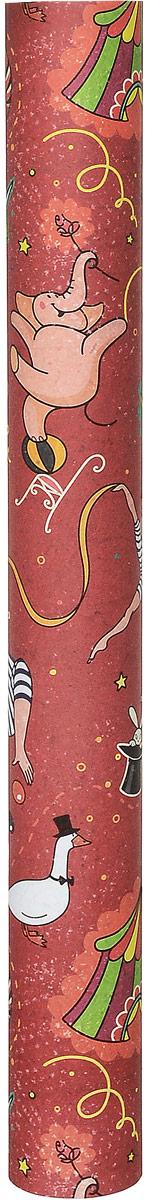 Бумага упаковочная Даринчи № 15, 2 листа, 48 х 59 см7710902Упаковочная бумага Даринчи № 15 оформлена полноцветным декоративным рисунком. Подарок, преподнесенный в оригинальной упаковке, всегда будет самым эффектным и запоминающимся.Окружите близких людей вниманием и заботой, вручив презент в нарядном, праздничном оформлении.Размер листа: 48 х 59 см.