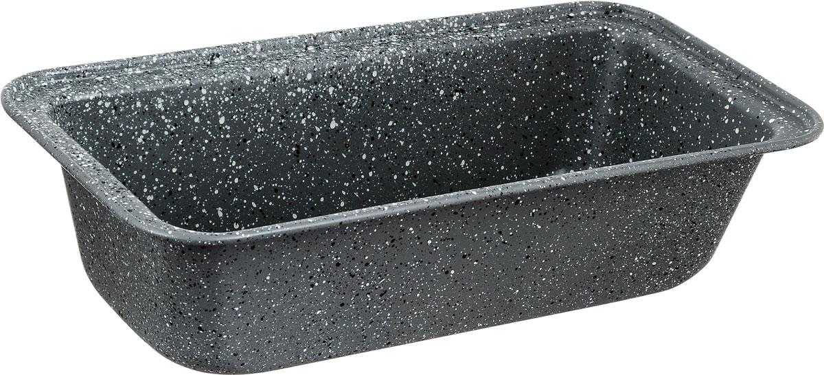 Форма для выпечки хлеба Fissman, прямоугольная, с антипригарным покрытием, 27,5 x 14 x 7 смFS-91909Прямоугольная форма для выпечки выполнена из высококачественной углеродистой стали с антипригарным покрытием, что обеспечивает форме прочность и долговечность. Форма равномерно и быстро прогревается, что способствует лучшему пропеканию пищи. Данную форму легко чистить. Готовая выпечка без труда извлекается из нее. Изделие устойчиво к воздействию фруктовых кислот. С помощью формы легко выпекать хлеб, кексы и рулеты. Форма подходит для использования в духовке с максимальной температурой 240°С. Перед каждым использованием форму необходимо смазать небольшим количеством масла. Чтобы избежать повреждений антипригарного покрытия, не используйте металлические или острые кухонные принадлежности. Можно мыть в посудомоечной машине. Высота стенки формы: 7 см.