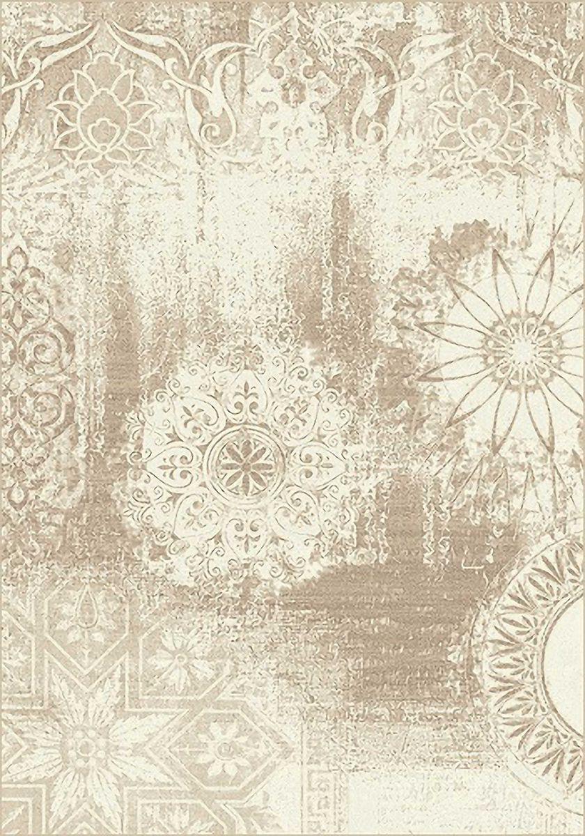 Ковер Atlantic Патара, цвет: коричневый, 120 х 180 см. 203420130212181615ES-412Ворс 20% шерсть, 60% акрил, 20% полиэстер