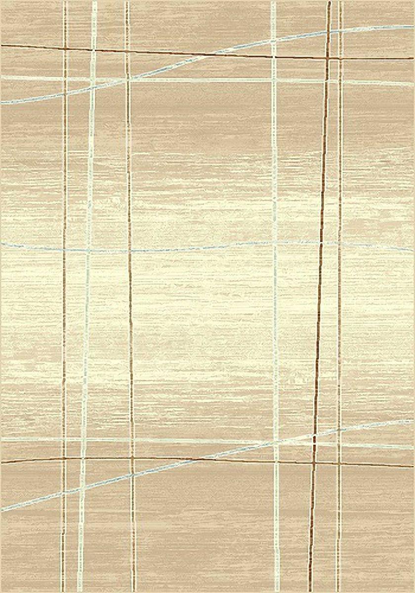 Ковер Atlantik Флория, цвет: коричневый, 80 х 150 см. 203420130212181237531-105Ворс 100% акрил (искусственная шерсть)