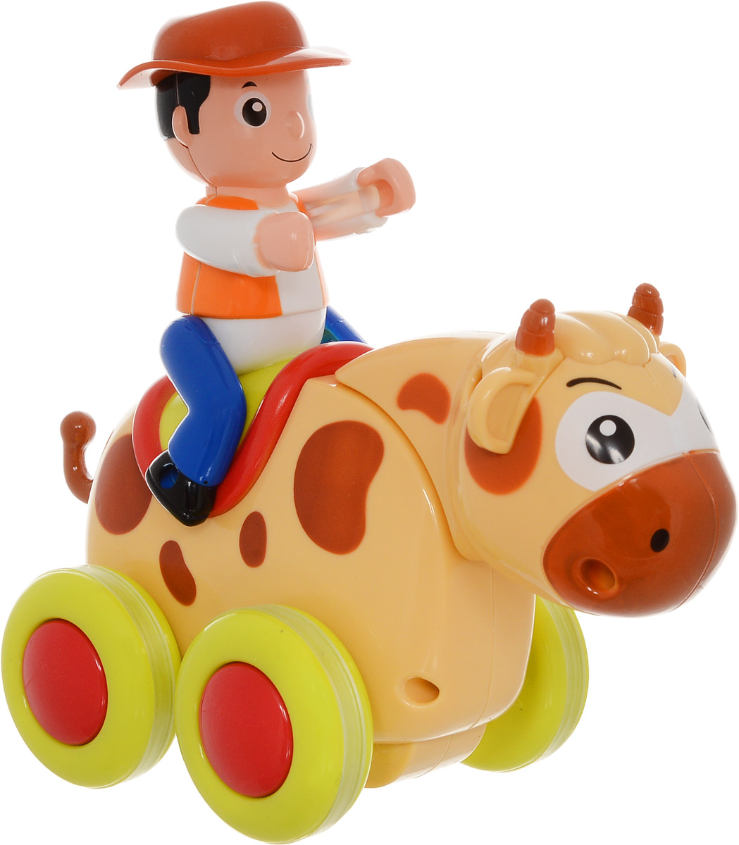 Huile Toys Машинка-игрушка Brave Bull - Транспорт, машинки