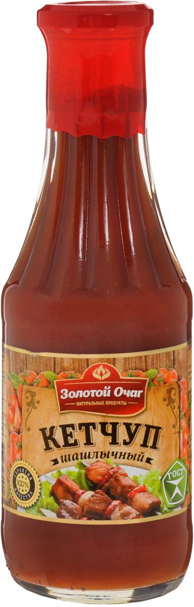 Золотой Очаг кетчуп шашлычный , 540 г