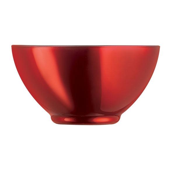 Салатник Luminarc Flashy Colors, цвет: красный, 500 мл115510Салатник Flashy Colors от Luminarc из качественного ударопрочного стекла пригодится на каждой кухне. В нем можно подавать холодные закуски, легкие салаты, снеки к чаю. Объём салатника - 500 мл. Можно использовать в СВЧ-печи и посудомоечной машине.