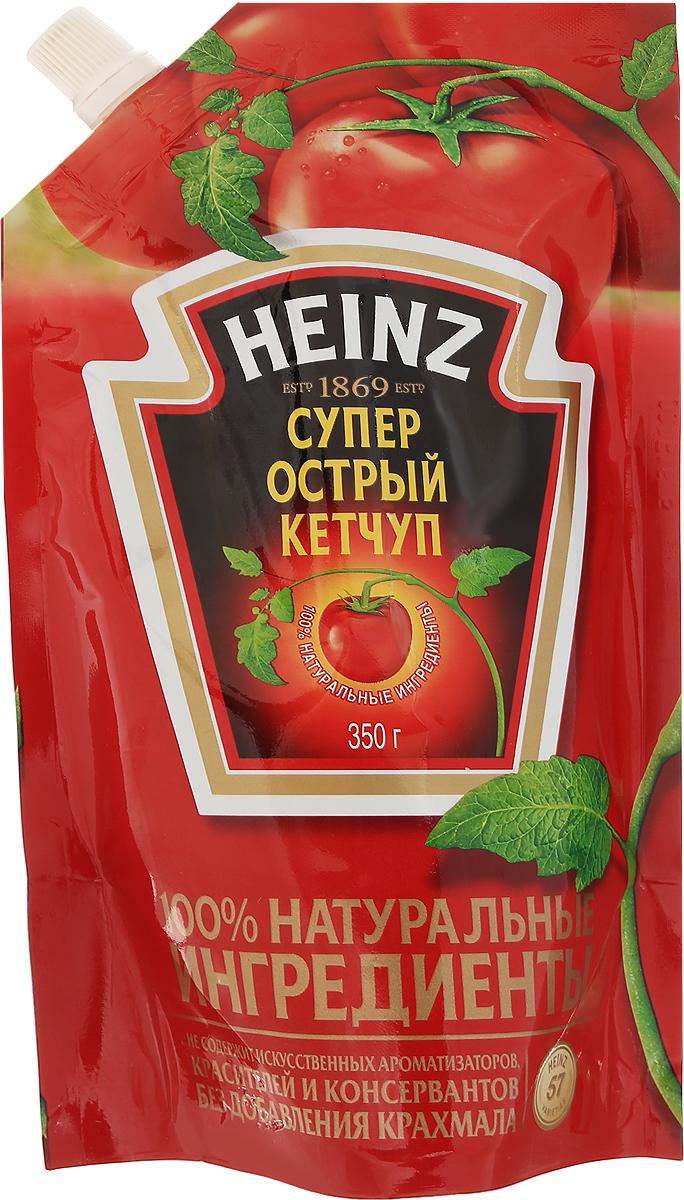 Heinz кетчуп Супер Острый, 350 г79000179Классический вкус кетчупа Heinz с добавлением кайенского перца и халапеньо. Жгуче-острый! Самый острый из кетчупов Heinz.Традиционный рецепт уже 140 лет радует потребителя классическим вкусом кетчупа с густой консистенцией, разбавленный ароматом гвоздики и других пряных специй. Уважаемые клиенты! Обращаем ваше внимание, что полный перечень состава продукта представлен на дополнительном изображении.
