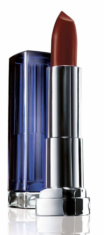 Maybelline New York Увлажняющая помада для губ Color Sensational Loaded Bolds, оттенок 885, Оттенок Мерло, 4,4 г28032022Чистейшие природные пигменты губной помады придают губам соблазнительный насыщенный цвет. Медовый нектар разглаживает кожу губ и дарит ощущение нежности. Витамин Е смягчает и увлажняет губы в течение всего дня.
