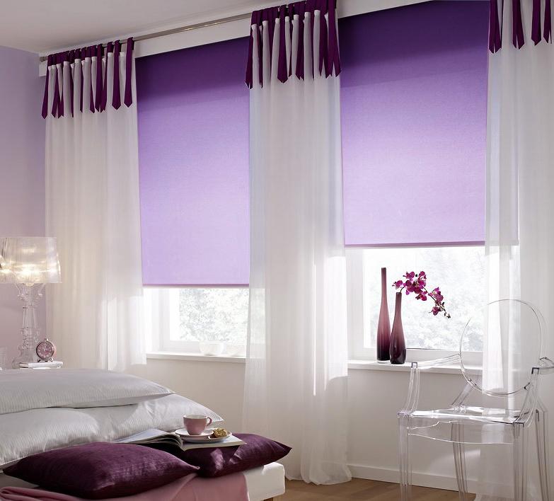 Штора рулонная Эскар Миниролло, цвет: фиолетовый, ширина 52 см, высота 170 см379233083170Рулонная штора Эскар Миниролло выполнена из высокопрочной ткани, которая сохраняет свой размер даже при намокании. Ткань не выцветает и обладает отличной цветоустойчивостью.Миниролло - это подвид рулонных штор, который закрывает не весь оконный проем, а непосредственно само стекло. Такие шторы крепятся на раму без сверления при помощи зажимов или клейкой двухсторонней ленты (в комплекте). Окно остается на гарантии, благодаря монтажу без сверления. Такая штора станет прекрасным элементом декора окна и гармонично впишется в интерьер любого помещения.