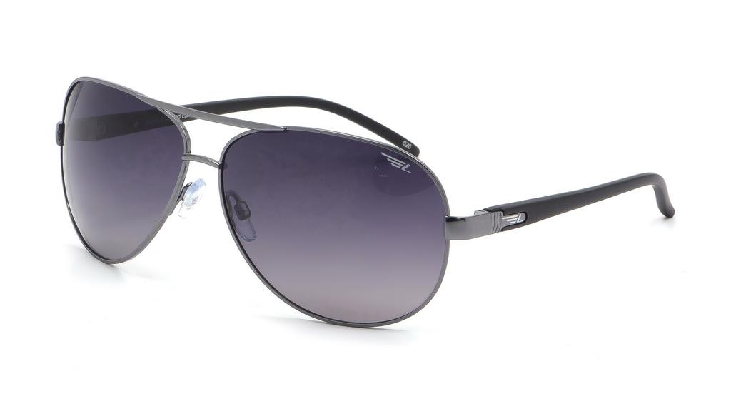 Очки поляризационные Legna, цвет: серый. S4102FBM8434-58AEСолнцезащитные очки Legna с поляризационными линзами превосходно предохраняют глаза от любого рода вредных бликов и УФ-лучей, что делает вождение безопасным и комфортным. Также очки Legna ничем не уступают самым известным маркам и брендам в эстетической части. Благодаря линзам премиум класса очки Legna прекрасно подходят для повседневной носки, занятий спортом, отдыха и конечно для использования за рулем.
