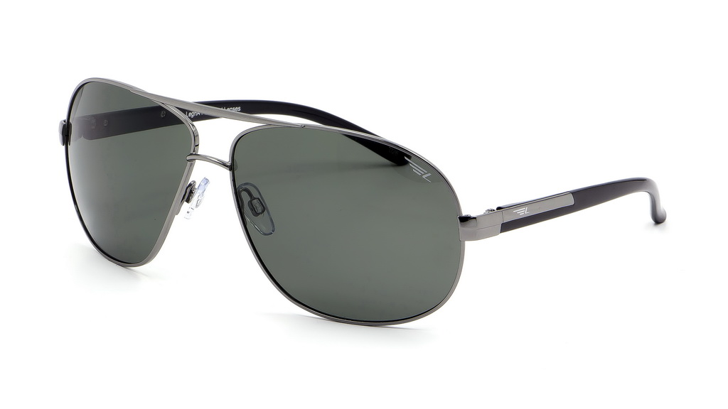 Очки поляризационные Legna, цвет: серый, зеленый. S4310ABM8434-58AEСолнцезащитные очки Legna с поляризационными линзами превосходно предохраняют глаза от любого рода вредных бликов и УФ-лучей, что делает вождение безопасным и комфортным. Также очки Legna ничем не уступают самым известным маркам и брендам в эстетической части. Благодаря линзам премиум класса очки Legna прекрасно подходят для повседневной носки, занятий спортом, отдыха и конечно для использования за рулем.
