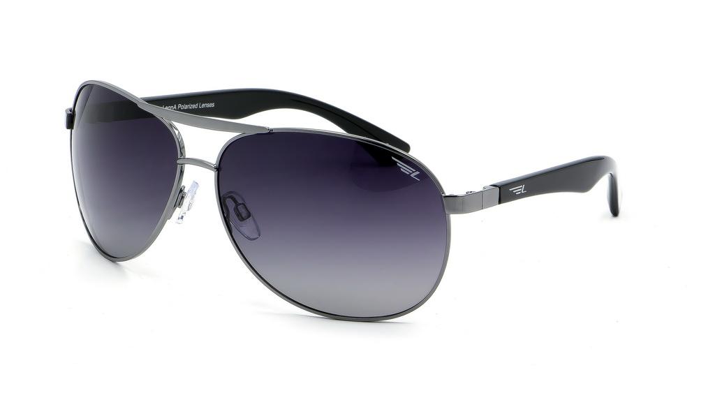 Очки поляризационные Legna, цвет: серый. S4500AINT-06501Солнцезащитные очки Legna с поляризационными линзами превосходно предохраняют глаза от любого рода вредных бликов и УФ-лучей, что делает вождение безопасным и комфортным. Также очки Legna ничем не уступают самым известным маркам и брендам в эстетической части. Благодаря линзам премиум класса очки Legna прекрасно подходят для повседневной носки, занятий спортом, отдыха и конечно для использования за рулем.
