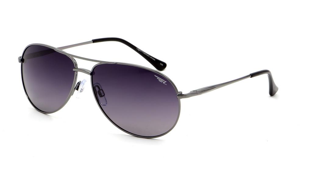 Очки поляризационные Legna, цвет: серый. S4506CINT-06501Солнцезащитные очки Legna с поляризационными линзами превосходно предохраняют глаза от любого рода вредных бликов и УФ-лучей, что делает вождение безопасным и комфортным. Также очки Legna ничем не уступают самым известным маркам и брендам в эстетической части. Благодаря линзам премиум класса очки Legna прекрасно подходят для повседневной носки, занятий спортом, отдыха и конечно для использования за рулем.