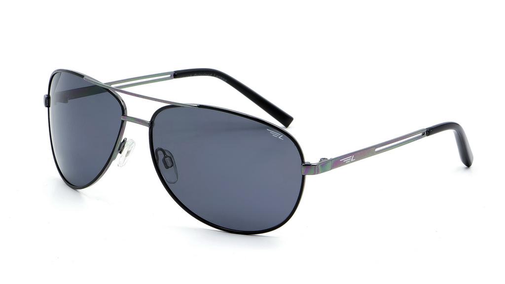Очки поляризационные Legna, цвет: черный, серый. S4605AINT-06501Солнцезащитные очки Legna с поляризационными линзами превосходно предохраняют глаза от любого рода вредных бликов и УФ-лучей, что делает вождение безопасным и комфортным. Также очки Legna ничем не уступают самым известным маркам и брендам в эстетической части. Благодаря линзам премиум класса очки Legna прекрасно подходят для повседневной носки, занятий спортом, отдыха и конечно для использования за рулем.