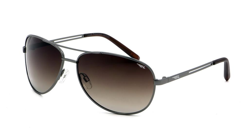 Очки поляризационные Legna, цвет: коричневый. S4605BBM8434-58AEСолнцезащитные очки Legna с поляризационными линзами превосходно предохраняют глаза от любого рода вредных бликов и УФ-лучей, что делает вождение безопасным и комфортным. Также очки Legna ничем не уступают самым известным маркам и брендам в эстетической части. Благодаря линзам премиум класса очки Legna прекрасно подходят для повседневной носки, занятий спортом, отдыха и конечно для использования за рулем.